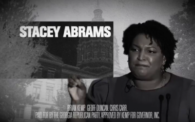 STACEY ABRAMS, TOO EXTREME FOR GEORGIA